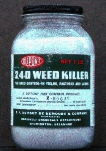 Chemical Weed Killer
